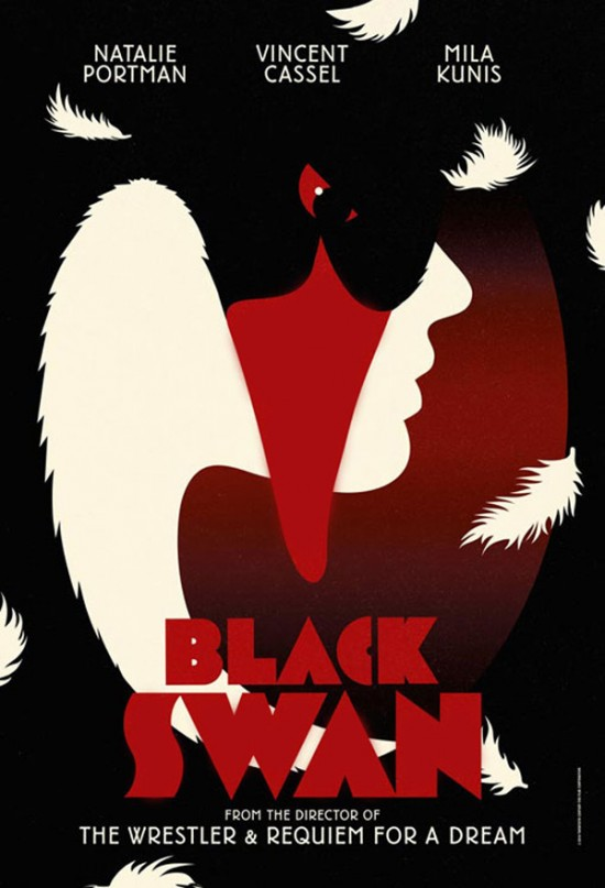 Black swan movie poster 2