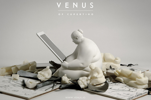 VenusOfCupertino creativeMess