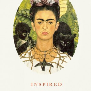 白色的想念 inspired from Frida Kahlo