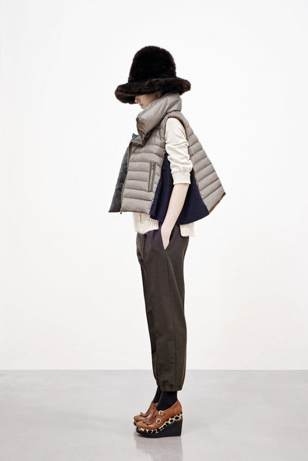 Hache Fall Winter 2012 lookbook 00 600x899