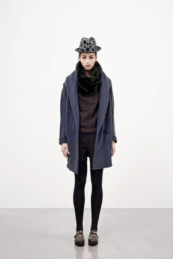 Hache Fall Winter 2012 lookbook 09 600x899