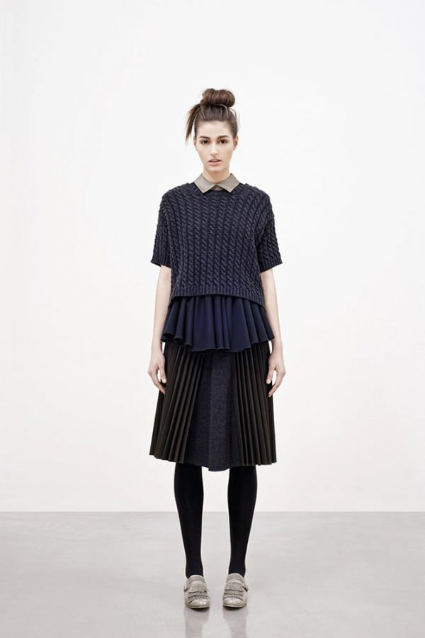 Hache Fall Winter 2012 lookbook 10 600x899