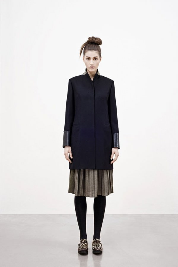 Hache Fall Winter 2012 lookbook 17 600x899