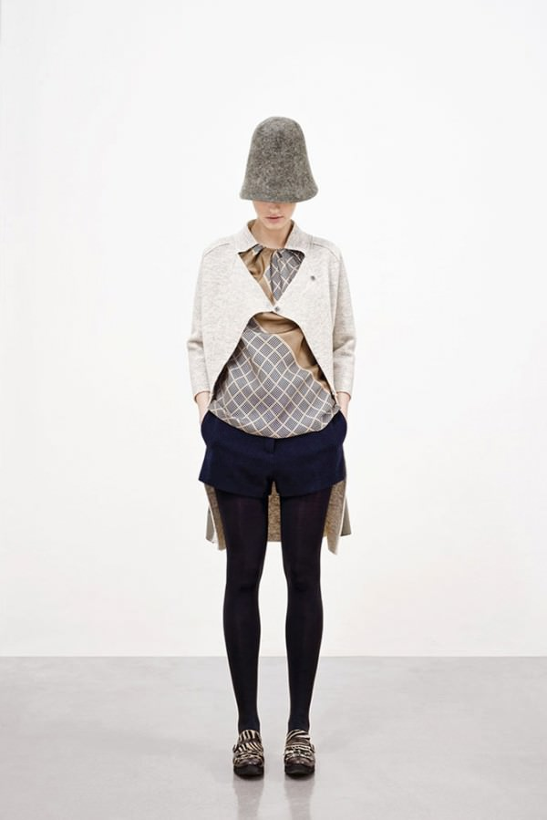 Hache Fall Winter 2012 lookbook 21 600x899