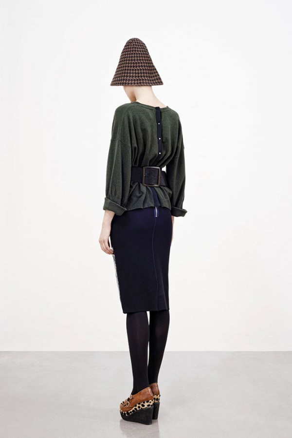 Hache Fall Winter 2012 lookbook 22 600x899
