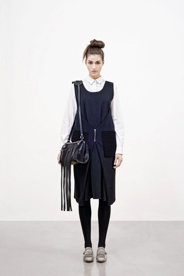 Hache Fall Winter 2012 lookbook 26 600x899