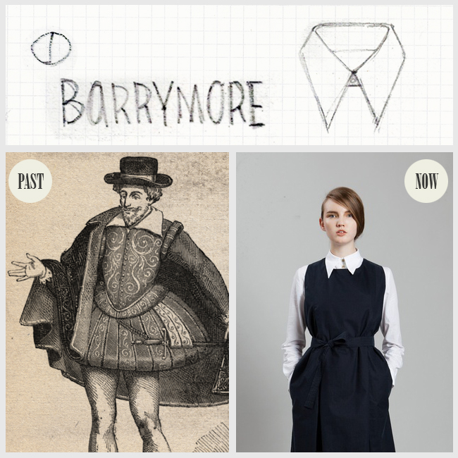 1Barrymore collar